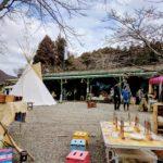 秋葉神社前キャンプ場は予約不要で1人300円と格安な浜松キャンプ場