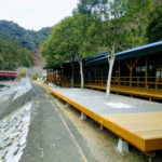 はるの川音の郷 浜松でお風呂のあるキャンプ場