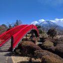 富士山が目の前!!穴場のもちやキャンプ場